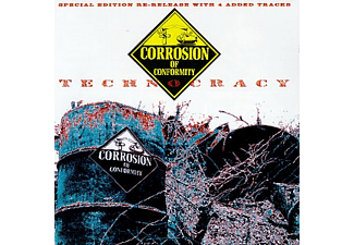 Corrosion Of Conformity - TECHNOCRAZY - (CD)