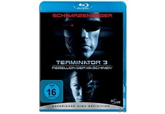 Terminator 3 - Rebellion der Maschinen Science Fiction Blu-ray