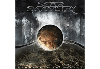 Scar Symmetry - SYMMETRIC IN DESIGN - (CD)