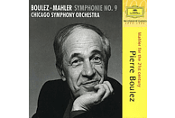 Chicago Symphony Orchestra, Pierre/cso Boulez - Sinfonie 9 [CD]
