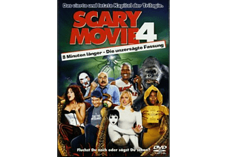 Scary Movie 4 Komödie DVD