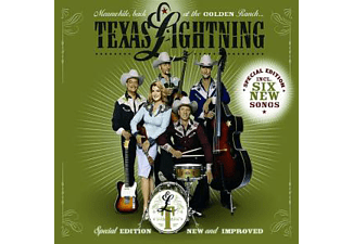 Texas Lightning - MEANWHILE BACK AT THE GOLDEN RANCH - (CD)