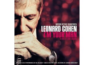 Leonard Cohen - LEONARD COHEN - I M YOUR MAN - (CD)
