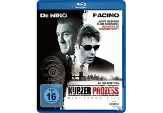 KURZER PROZESS RIGHTEOUS KILL Krimi Blu-ray