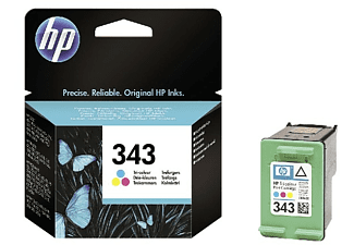 HP 343 Tri-colour Cartridge - (C8766EE)