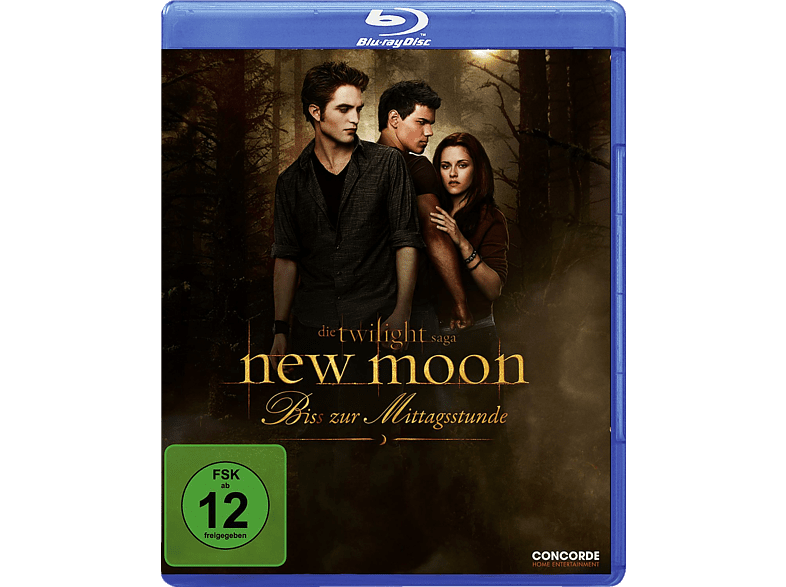 Twilight 2: New Moon - Biss zur Mittagsstunde - Deluxe Fan Edition [Blu-ray]