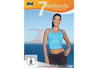 Fit For Fun - 7 Workouts - nur 15 Min. am Tag - (DVD)