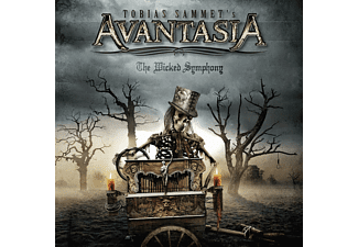 Avantasia - The Wicked Symphony - (CD)