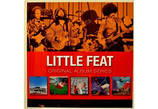 Little Feat - Little Feat - Original Album Series - (CD)