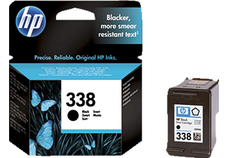 HP 338 Inktcartridge Zwart