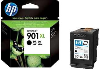 HP 901XL Inktcartridge Zwart