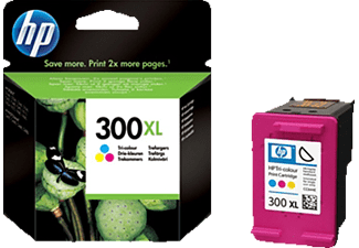 HP 300 XL 3-kleuren Inktcartridge
