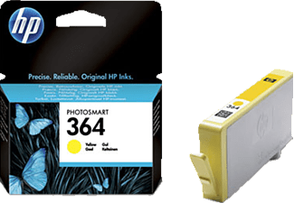 HP 364 Gele Inktcartridge