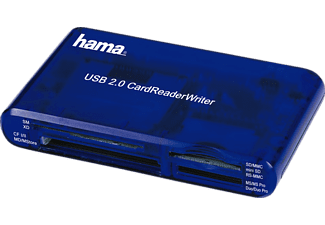 HAMA Cardreader 35-in-1 USB 2.0