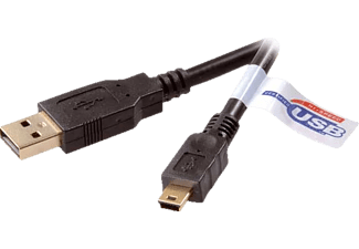 VIVANCO (45214) CCU630M USB 2.0 KABEL CERT A
