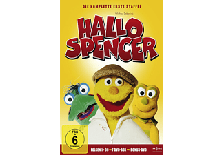 Hallo Spencer - Staffel 1 - (DVD)