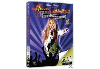 Miley Cyrus - Best Of Both Worlds Concert Komödie DVD
