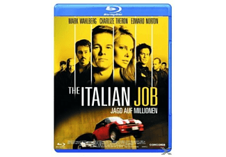 The Italian Job Action Blu-ray