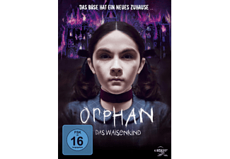 Orphan - Das Waisenkind Thriller DVD + Video Album