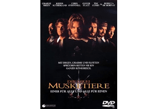 3 MUSKETIERE Adventure DVD