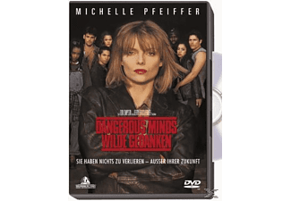 DANGEROUS MINDS Drama DVD