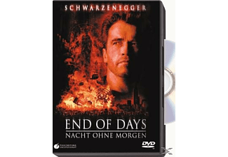 END OF DAYS Action DVD