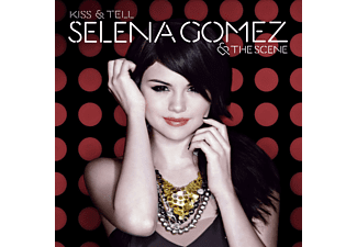 Selena & The Scene Gomez - KISS & TELL - (CD)