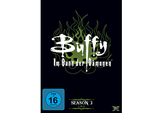 Buffy - Staffel 3 - (DVD)