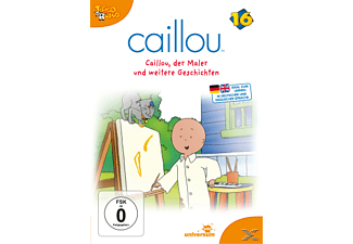 Caillou - Vol. 16: Maler Animation/Zeichentrick DVD