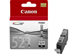 CANON INK CARTRIDGE CLI-521BK  (Schwarz)