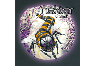 Nektar - Fortyfied [CD]