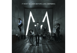Maroon 5 It Won't Be Soon Before Long (Re-Release) Pop CD