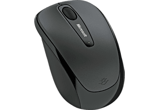 MICROSOFT Wireless Mobile Mouse 3500, nero - Mouse