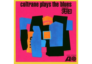 John Coltrane - Coltrane Plays The Blues - (CD)