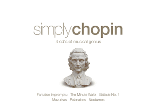 VARIOUS - Simply Chopin - (CD)