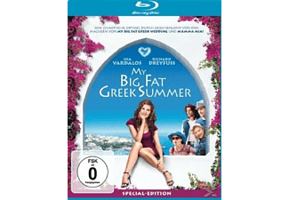 MY BIG FAT GREEK SUMMER Komödie Blu-ray