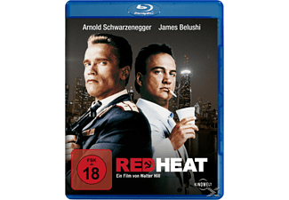 Red Heat Action Blu-ray