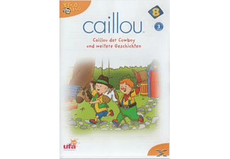 Caillou - Vol. 8 Animation/Zeichentrick DVD