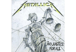 Metallica - AND JUSTICE FOR ALL - (CD)