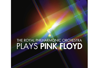 The Royal, Orchestra, Philharmonic, Royal Philharmonic Orchestra, Rpo-royal Philharmonic Orchestra - Rpo Plays Pink Floyd (Deluxe) - (CD)