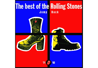 The Rolling Stones JUMP BACK - THE BEST OF-71-93 (REMASTERED) Rock CD