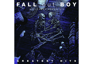 Fall Out Boy - Believers Never Die-The Greatest Hits - (CD)