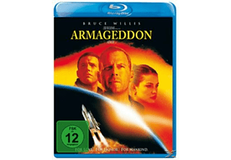 Armageddon Action Blu-ray