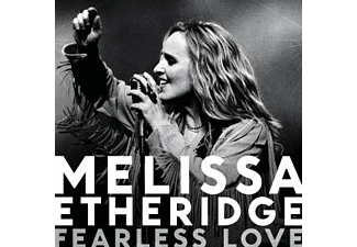 Melissa Etheridge FEARLESS LOVE Rock CD