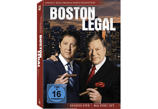Boston Legal - Season 5 - (DVD)