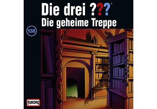 SONY MUSIC ENTERTAINMENT (GER) Die drei ??? 138: Die Geheime Treppe