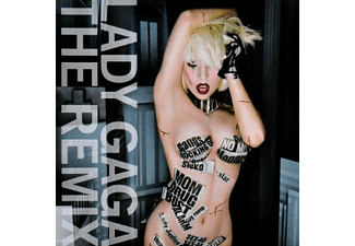 Lady Gaga THE FAME MONSTER REMIXES Pop CD