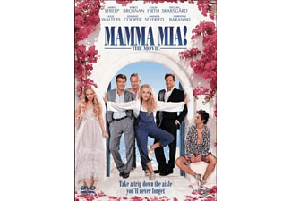 Mamma Mia! The Movie | DVD