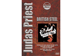 Judas Priest - British Steel - (DVD)