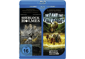 SHERLOCK HOLMES & THE LAND THAT TIME FORGOT [Blu-ray]